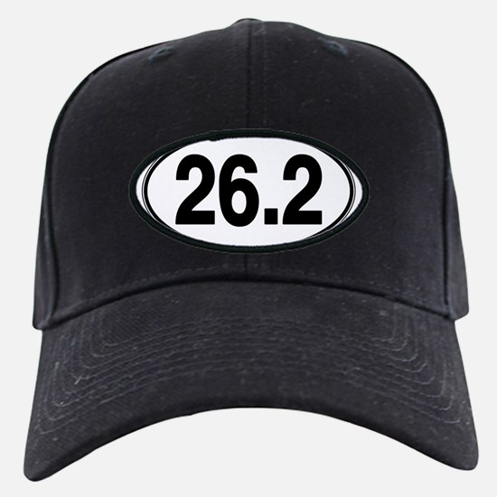 26.2 Euro Oval Baseball Hat