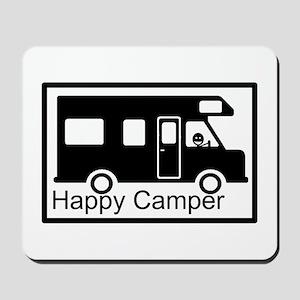 Happy Camper Mousepad