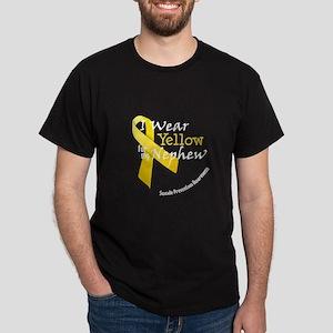 Yellow for Nephew Dark T-Shirt