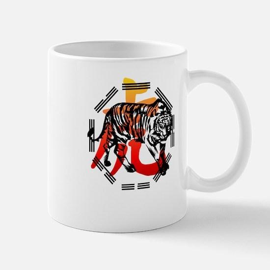 Kungfu Tiger Mug