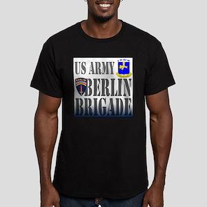 BerlinBrigade 6th BN 502nd In Men's Fitted T-Shirt