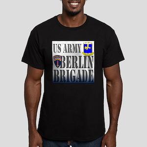 BerlinBrigade 5th BN 502nd In Men's Fitted T-Shirt