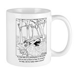 A Philosopher in the Woods Mug