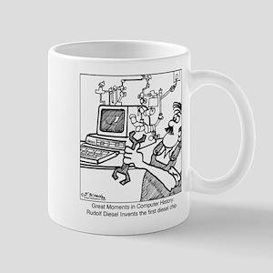 The Diesel Chip Mug