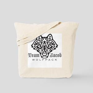 Team Jacob Wolfpack Tote Bag