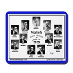 1955 Walsh High School, Ottumwa, Iowa, Mousepad