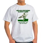 Grass Kickers Lawn Care Light T-Shirt
