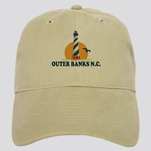Outer Banks NC - Lighthouse Design Cap