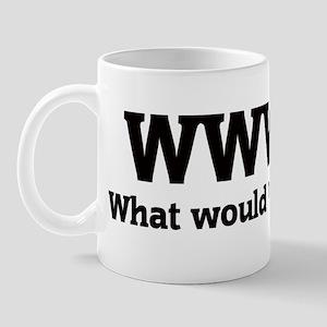 What would Wendy do? Mug