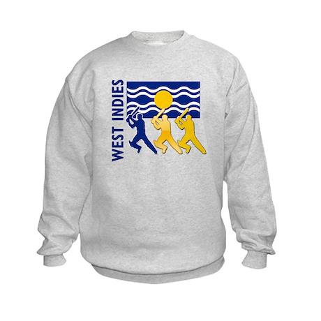 West Indies Cricket Kids Sweatshirt