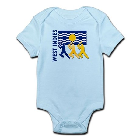 West Indies Cricket Infant Bodysuit