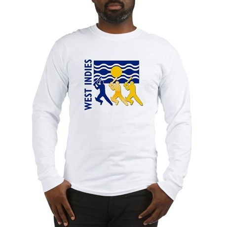 West Indies Cricket Long Sleeve T-Shirt