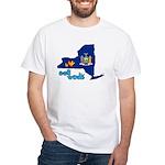 ILY New York White T-Shirt