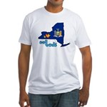 ILY New York Fitted T-Shirt