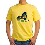 ILY New York Yellow T-Shirt