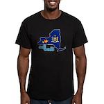 ILY New York Men's Fitted T-Shirt (dark)