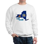 ILY New York Sweatshirt