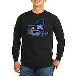 ILY New York Long Sleeve Dark T-Shirt