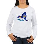 ILY New York Women's Long Sleeve T-Shirt