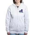ILY New York Women's Zip Hoodie