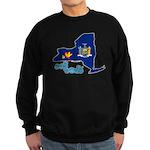 ILY New York Sweatshirt (dark)