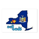 ILY New York Postcards (Package of 8)