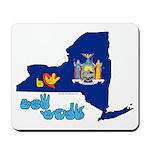ILY New York Mousepad