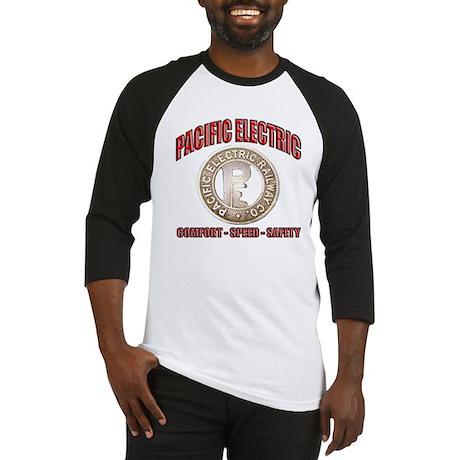 Pacific Electric Railway Baseball Jersey