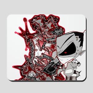 INKY (GRITTY) Graffiti Art Mousepad