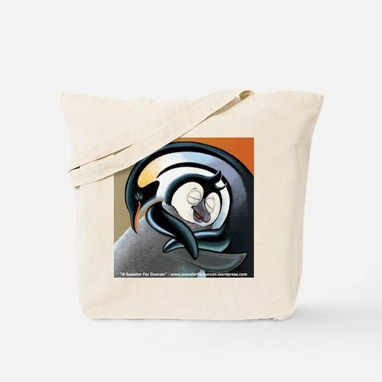 Duncan Hug Tote Bag