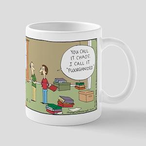 Floorganized Mug