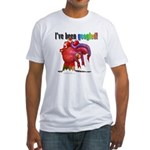 I've Been Googled Fitted T-Shirt