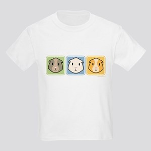 Three Guinea Pig T Shirt (Kids)