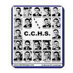1950 Catholic Central HS, Ottumwa, IA, Mousepad