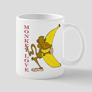 Hot Monkey Love Mug