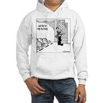 Sartre at the Movies Hooded Sweatshirt