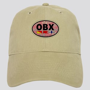 Outer Banks NC - Oval Design Cap