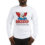 Bozo face Long Sleeve T-Shirt
