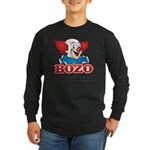Bozo face Long Sleeve T-Shirt
