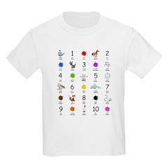 Kid's Indian Language T-Shirt