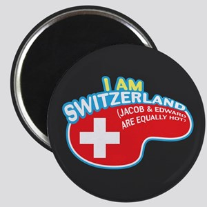 I Am Switzerland Magnet