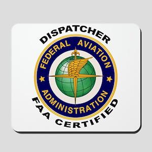 FAA Certified Dispatcher Mousepad