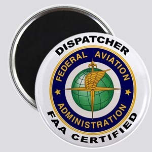 FAA Certified Dispatcher Magnet