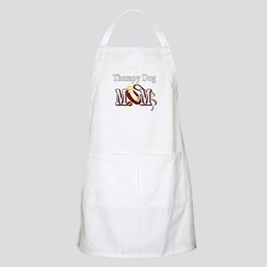 Therapy Dog Mom Apron