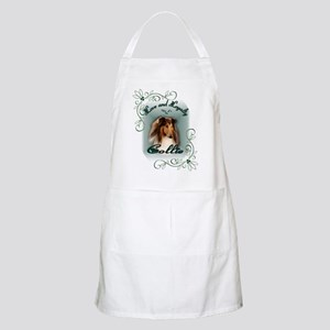 Rough Collie Gifts Apron