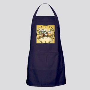 Pun Intended_Golden Retriever Apron (dark)
