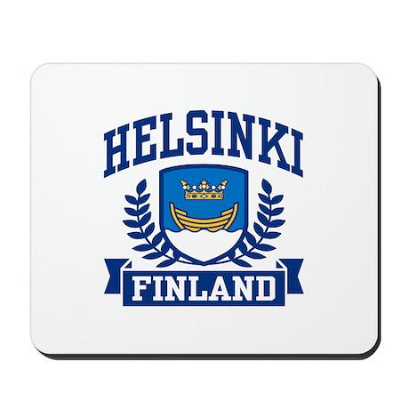 Helsinki Finland Mousepad