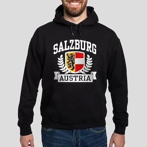 Salzburg Austria Hoodie (dark)