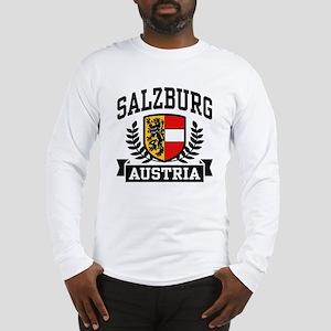 Salzburg Austria Long Sleeve T-Shirt