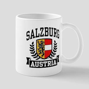 Salzburg Austria Mug